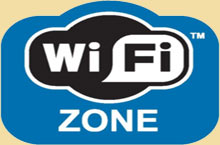 Wi-Fi internet access